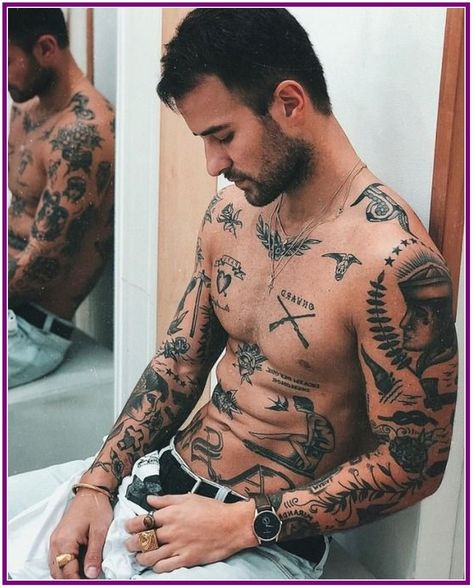 ⏩Chubster tattoo inspirations - Idée tatouage homme ⌨️tags for : -