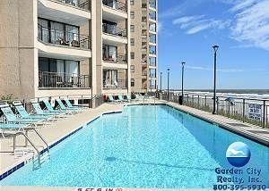 Surf Master 511 Garden City Beach Ocean Front Property