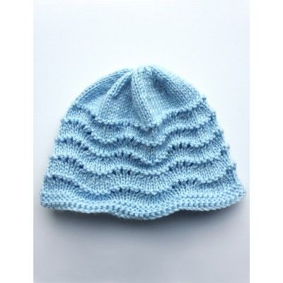 Mia Maddie Designs Freebie Dotted Baby Hat Knitting For Baby
