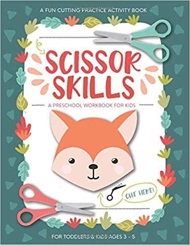 Pin On Claire Learning Tools Scissor skills preschool workbook