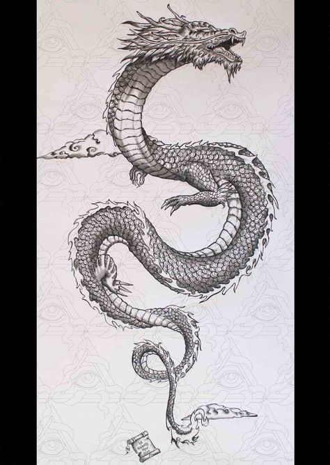 40 ideas for tattoo dragon japones - 40 ideas for tattoo dragon japones - - 40 ideas for tattoo dragon japones – 40 ideas for tattoo dragon japones – - tattoo designs Japanese Art, Dragon Tattoos For Men, Drawings, Japanese Dragon Tattoo, Cute Tattoos, Dragon Artwork, Dragon Sleeve Tattoos, Art, Japanese Tattoo