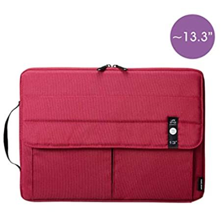 Amazon Com Highdas New Bohemian Style Canvas Fabric 17 17 3 Inch Laptop Sleeve Case Bag Cover For Notebook Com Macbook Pro 17 Inch Bag Cover Notebook Computer