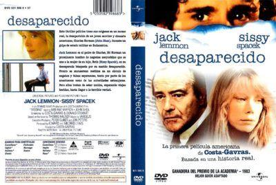 Descargar Missing Desaparecido Costa Gavras 1982 Dvdrip Castellano Online Gratis Peliculas De Drama Imagen De Estudiante Peliculas Clasicas