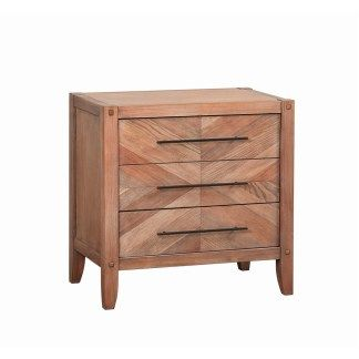 Scott Living Auburn White Washed Natural Finish Nightstand For Sale Buy Bedroom Furniture Drawer Nightstand Furniture