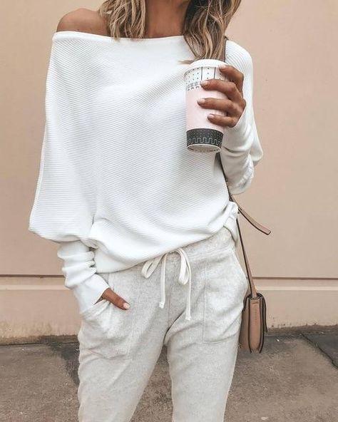 Sexy Slash Neck Knitted Sweaters Long Sleeve Fashion Winter Sweater – EMW|Fashions