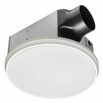 Homewerks Worldwide 7130 03 Bt Bluetooth Bath Fan Speaker Bath