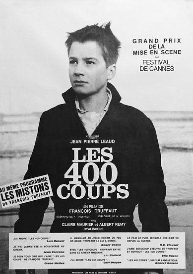 Les Quatre Cents Coups The 400 Blows 1959 Millions Of Unique
