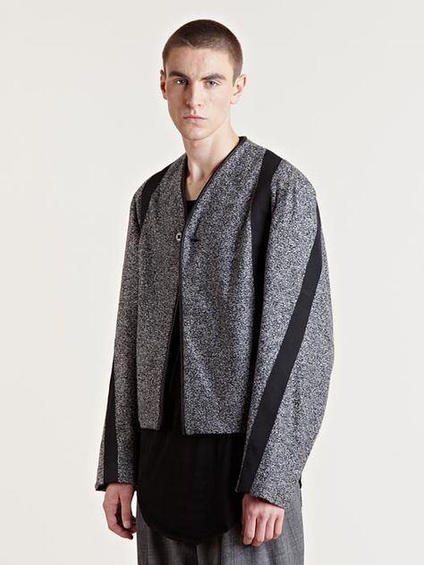 Damir Doma Men s Juriti Harpe Cropped Jacket. Damir Doma Men s Juriti Harpe  Cropped Jacket. Подробнее... LN-CC Online Store - Men s and Women s designer  ... 7011050f3548d