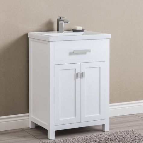 Knighten 24 Single Bathroom Vanity Set Single Bathroom Vanity