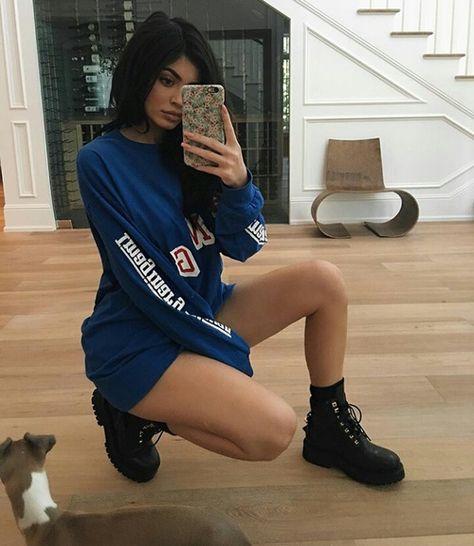 17b5990a3d Outfits sencillos que le puedes copiar a Kylie Jenner in 2018 ...