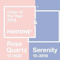 regardsetmaisons: Couleur Pantone 2016
