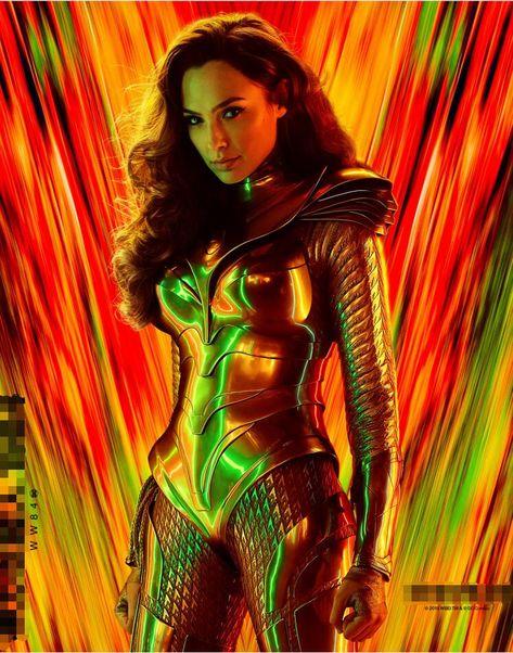 Hot Sale for Wonder Woman 2 Gal Gadot Gloss Cosplay Costume