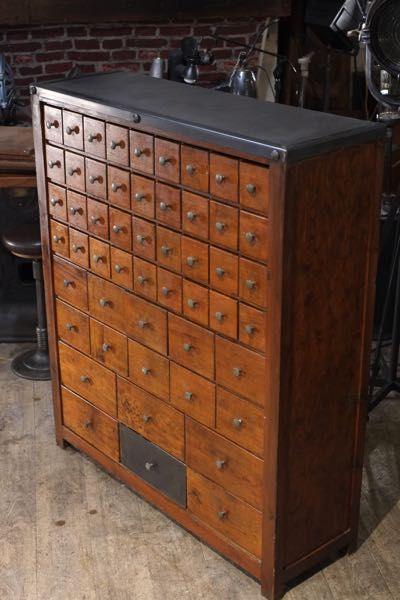 Jaylac Renaud Meuble De Metier Ancien Antiquites Brocante Toulouse Meuble De Metier Idees De Meubles Meubles Industriels