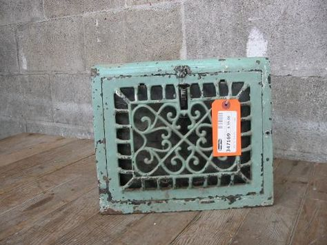 Second Use Seattle >> Antique Vent Cover Second Use Seattle Building Materials