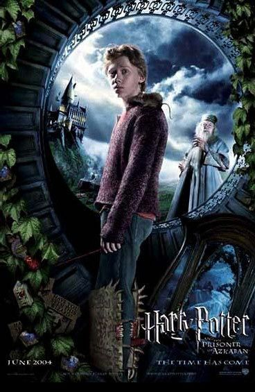 Harry Potter and the Prisoner of Azkaban Movie Poster (#7 of 14)