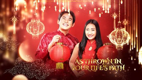 Chinese New Year Video Greetings - After Effects Template