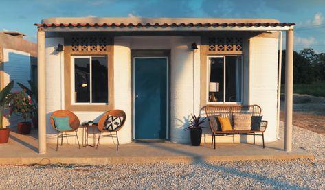 Construyen casas impresas en 3D para una comunidad de bajos recursos económicos en México [Vídeo]