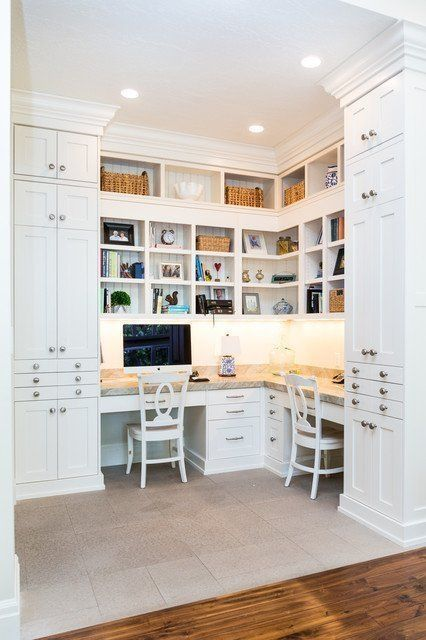 30 Charming Home Office Cabinet Design Ideas For Easy Storage Home Office Design