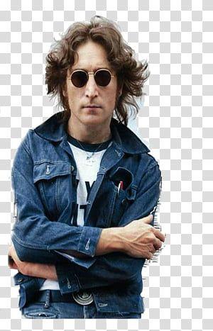 John Lennon Transparent Background Png Clipart In 2020 John Lennon And Yoko John Lennon Paul Mccartney John Lennon