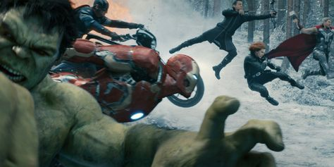 Joss Whedon Admits That Making The Avengers: Age Of Ultron Broke Him