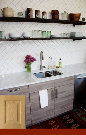 Kitchen Design Small Ideas Stunning Kitchen Design Ideas With Light Oak Cabinets 2875 1