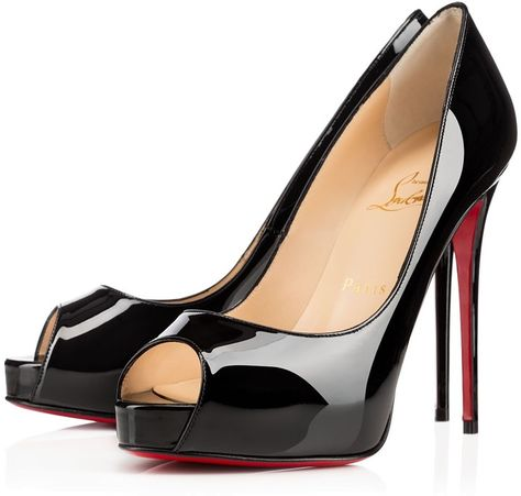 100% authentique 952d1 737b5 Christian Louboutin New Very Prive | Barbie Chic | Louboutin ...