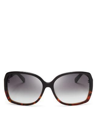 23754f907248a KATE SPADE Darilynn Oversized Sunglasses