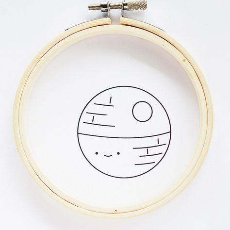 Star Wars Day Embroidery Patterns