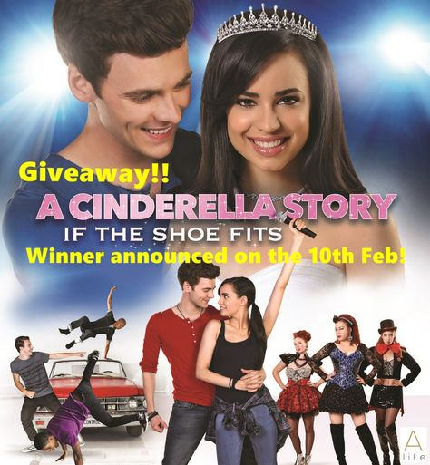 A Cinderella Story: If the Shoe Fits (Movie)