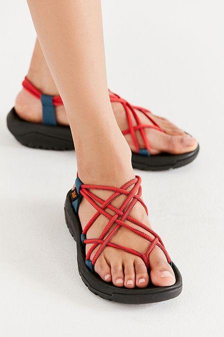 Teva Hurricane XLT Infinity Red Sandals