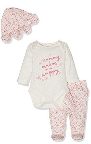Mothercare Baby Girls Bodysuit