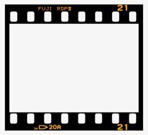 Fuji Border Film Frame Filmframe Vintage Film Strip 1208534 Vintage Film Strip Polaroid Frame Instagram Frame Template