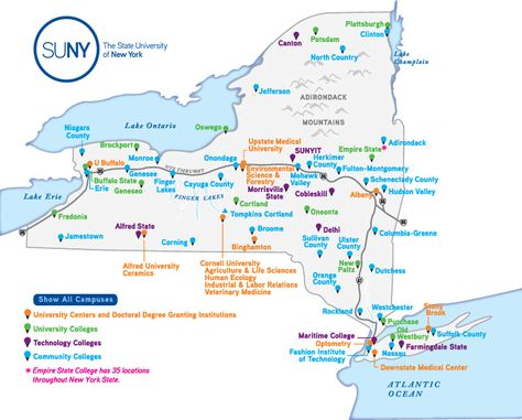 Pin by Rosa Cohen on SUNY schools   Campus map, Stony brook ...