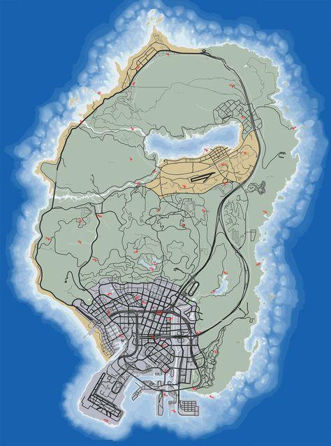 T P E Blueprint Map Secrets Gta 5 Gta Gta V Secrets