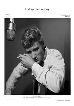 L Idole Des Jeunes Johnny Hallyday : idole, jeunes, johnny, hallyday, L'idole, Jeunes, Particuliers, Marchands, Johnny, Hallyday,, Photo, Chanteur
