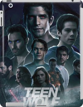 Teen Wolf Revelations Ipad Snap Case by ApexForm