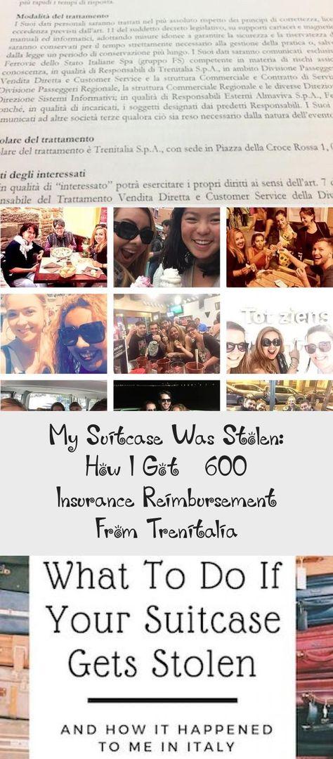: My Suitcase Was Stolen: How I Got €600 Insurance Reimbursement From Trenitalia   Em Around the World #reisenErinnerung #reisenUSA #reisenFrankreich #reisenSymbole #reisenTumblr