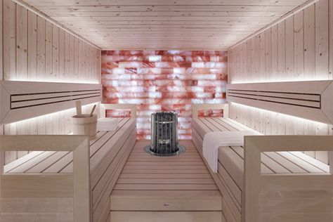 Cute Curved mercial sauna benches KLAFS Referenzen in aller Welt Pinterest Saunas Commercial and Bench