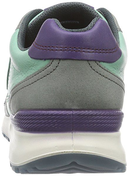 finest selection 3dcaa e3b39 Ecco CS14 Ladies, Damen Sneakers, Mehrfarbig (Moon/Granite ...