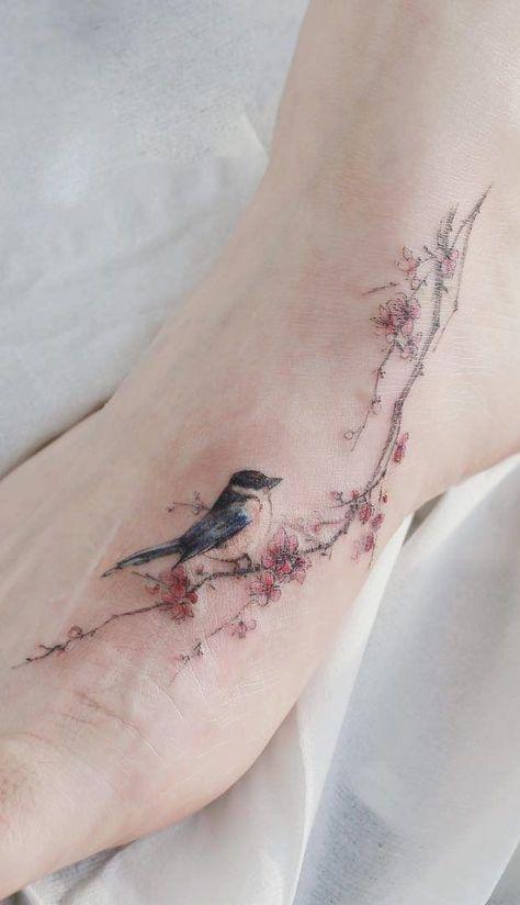 ✔ Tattoo Flower Sleeve Arm #tattoosofinstagram #tattoooftheday #tattoostudio