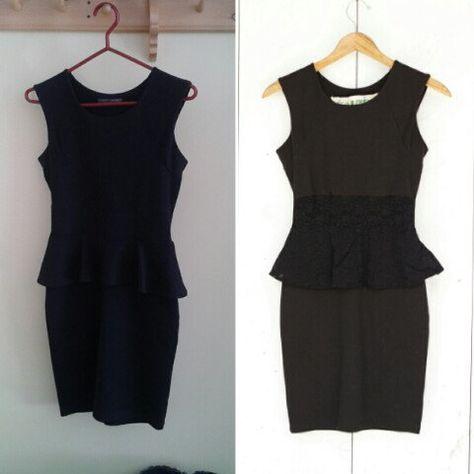Avant et après! Before and after!