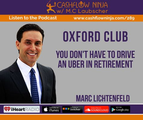 289 Marc Lichtenfeld You Don T Have To Drive An Uber In