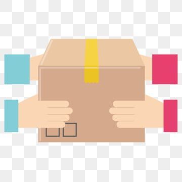 Receipt Delivery Commodity Package Carton Goods Inspection Png And Vector With Transparent Background For Free Download Branding Design Packaging Packaging Carton