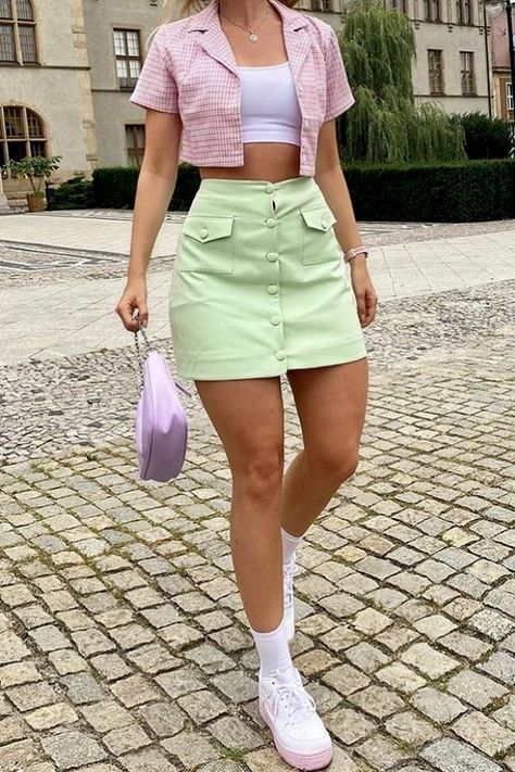 50+Trendy Spring Outfits