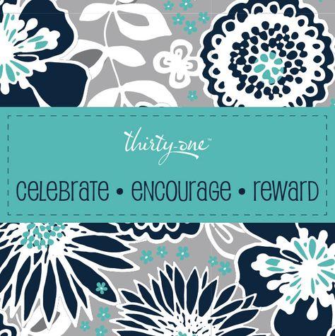 Celebrate, Encourage, Reward