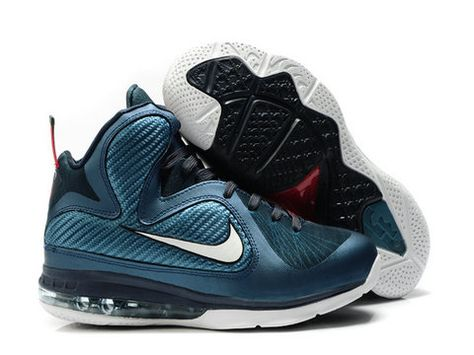 new concept 9394f e3520 Nike LeBron 9 Black Red Mens Basketball Shoe  95.99   Products I Love