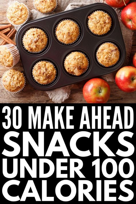 If you're trying to lose weight and need healthy and filling snacks to keep you going between meals, this collction of snacks under 100 calories is for you! 100 Calorie Snacks, No Calorie Foods, Low Calorie Recipes, Filling Low Calorie Foods, Filling Healthy Foods, Foods With No Calories, Low Calorie Sweets, Low Sodium Snacks, Filling Food