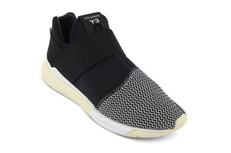 379148a11fb05 ADIDAS Y-3 QASA LOW II (BLACK WHITE)