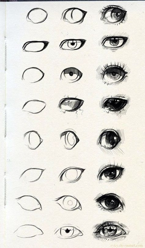 Super Eye Drawing Tutorial Step By Step Character Design Ideas Drawing Eyes, Drawing Sketches, Cool Drawings, Painting & Drawing, Eye Drawings, Eye Sketch, Pencil Drawings, Drawing People Faces, Ball Drawing