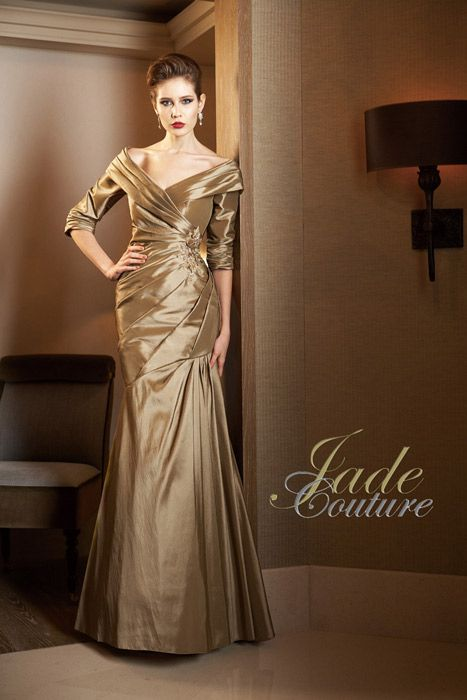Jade Couture By Jasmine K4486 Mother Of The Bride Dresses Mothers Dresses Bride Dress